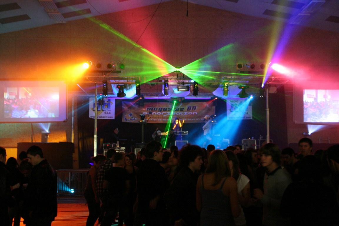 MAGASINE80 propose des packs sonorisation pour l'organisation de vos soirées privées, mariage & évènementiels: une bonne sonorisation pour une bonne soirée. - Vendée & Pays de la Loire